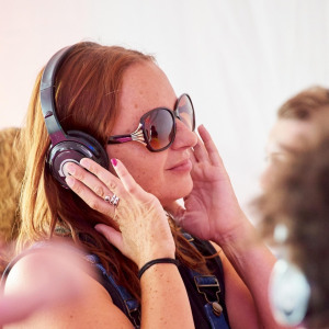 Silent Disco Headphones Hire London Pride