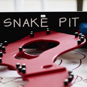 Snake Pit Nostalgic Games Indoor Hire London