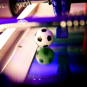 Table Football Christmas Party Ideas Clownfish Events Woodlands