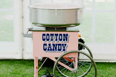 Saffery_Candy Floss Cart