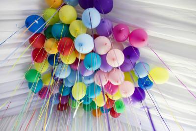Shinnyo balloons