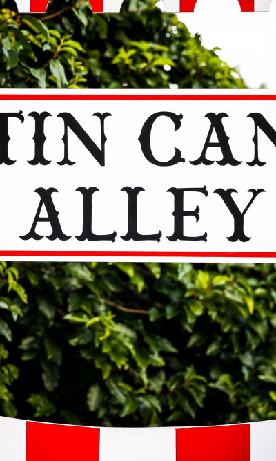 Tin Can Alley Sidestall Hire Woodlands