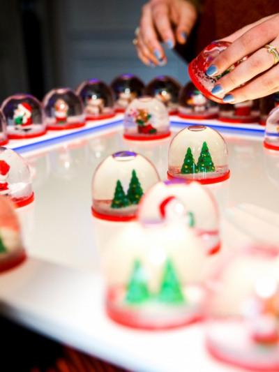 Clownfish Events Mash Machine Jingle Bell Jukebox Christmas Woodlands