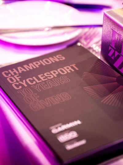 Cyclesport action medical research event programme