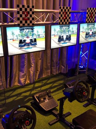 F1 Racing Simulators