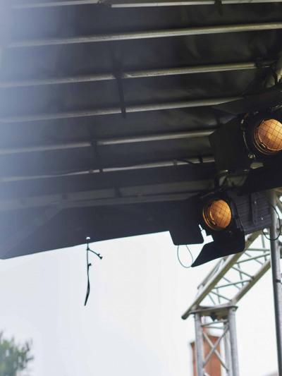 Shinnyo stage lighting