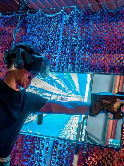 VR Entertainment Hire London Surrey Clownfish Events