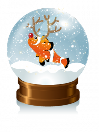 clownfish christmas event