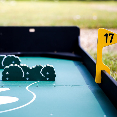 Crazy Golf Hire Hole 17 Fetcham