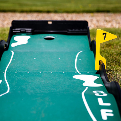 Crazy Golf Hire Hole 7 Fetcham