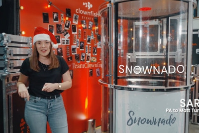 Meet our Snownado