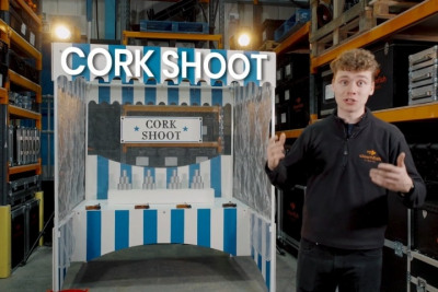 Meet our Cork Shoot