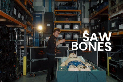 Meet our Saw Bones - Matt B