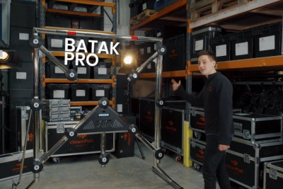 Meet our Batak Pro - Nathan
