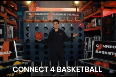 Meet our Connect 4 Basketball
