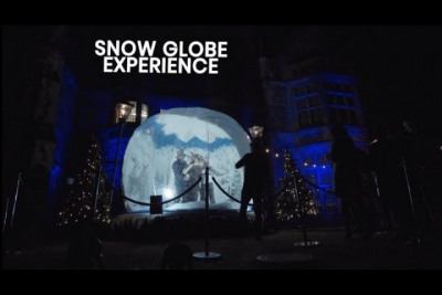 Meet our Snow Globe Experience