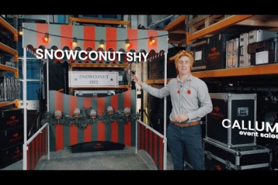 Meet our Snowconut Shy