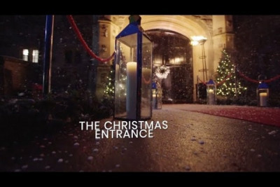 Meet our Christmas Entrance