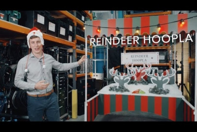 Meet our Reindeer Hoopla